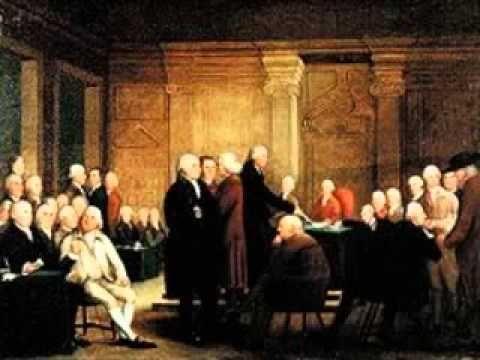 Independencia de las 13 Colonias Británicas de Norteamérica