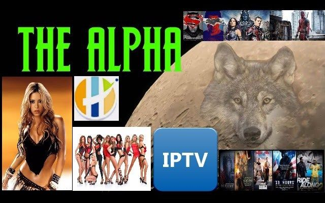 THE ALPHA KODI ADDON IPTV XXX LIVE TV MOVIES TVSHOWS NEW MAY 2016 ADDON Brand new addon released.