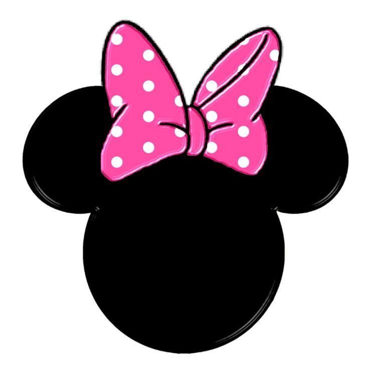 Minnie Mouse Bow Printable | Fazendo a Minha Festa!: Imagens Minnie Mouse