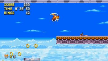 Sonic Mania brings back Flying Battery Zone for the first time in a decade and Flying Battery Zone arrived in Sonic & Knuckles in 1994 on the same year of Sonic The Hedgehog 3.