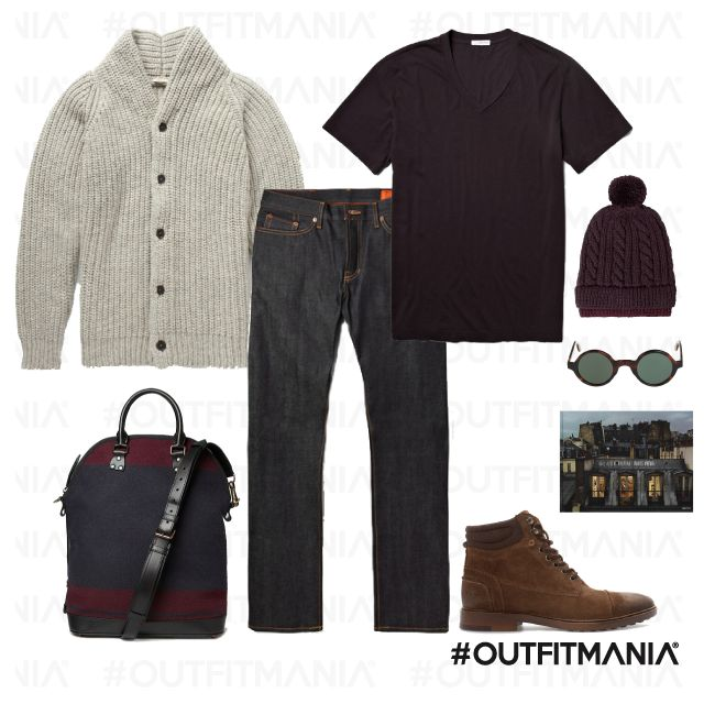 Look man - skinny jeans blue shoes zara cardigan - look  for weekend in Paris - #stylish #man #outfit - www.outfitmania.it