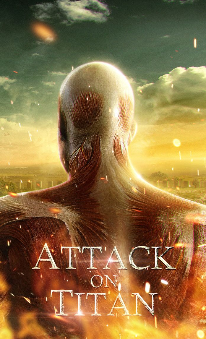 Attack on Titan, the DARKEST anime I have ever watched! Definitely not for child