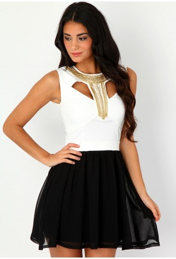 Love this beautiful Missguided dress #MGWinterWardrobe x
