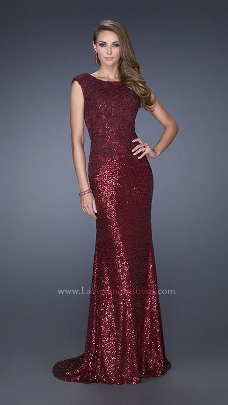 La Femme 19389 | La Femme Fashion 2014 - La Femme Prom Dresses - Dancing with the Stars