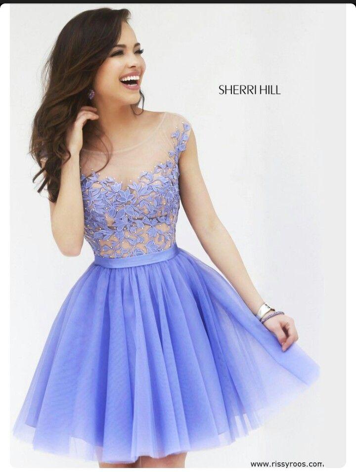 Vestido lilás - 15 years