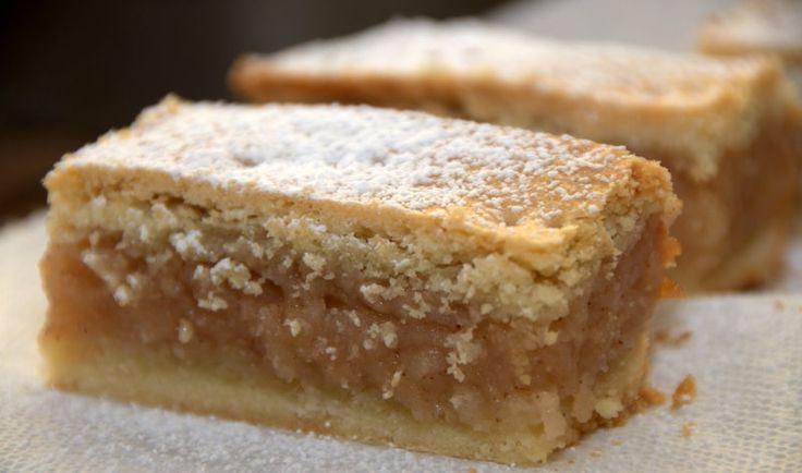 Omlós, illatos almás pite egyszerűen!