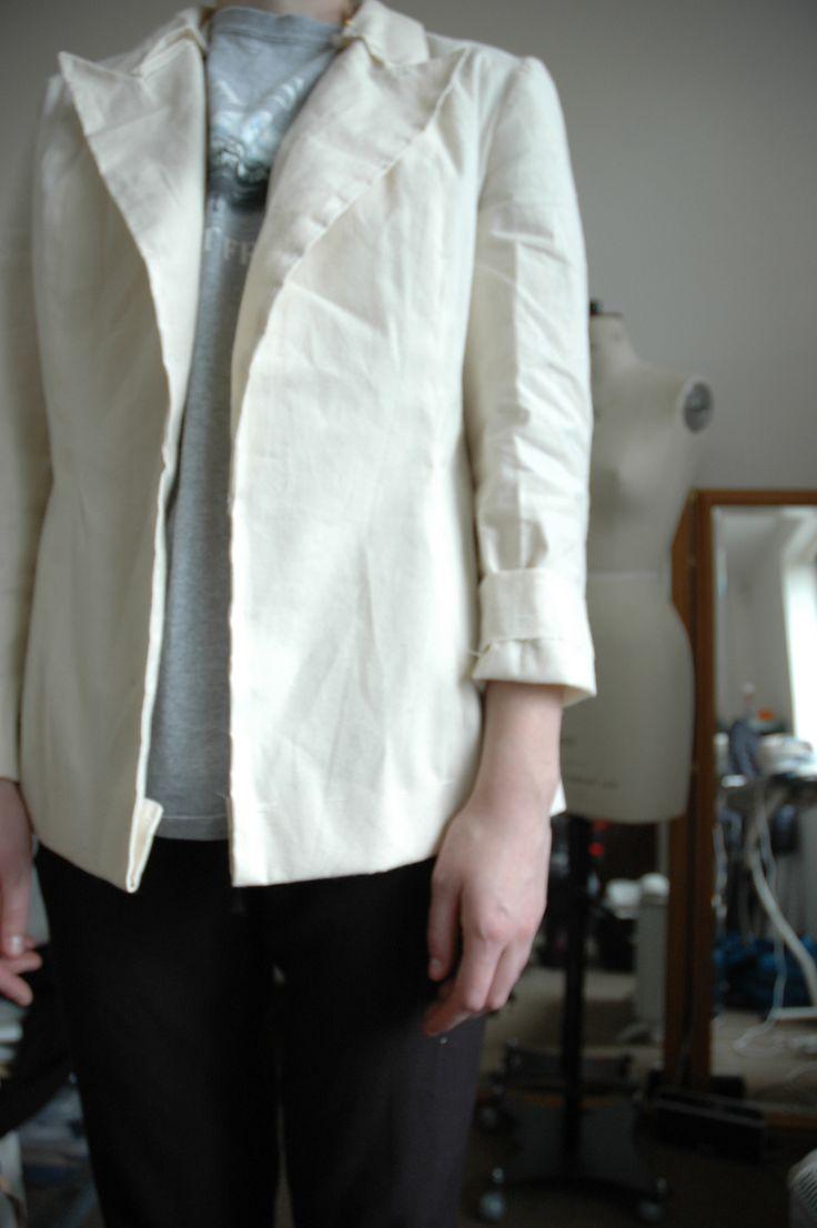 jacket toile