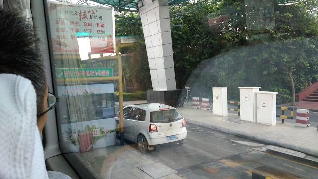 Perjalanan Dari Bandara ke Pusat Kota Guilin
