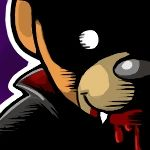 Teddybear vampire avatar