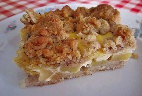 Apfel - Nuss - Streusel mit Quarkcreme, ein beliebtes Rezept aus der Kategorie Kuchen. Bewertungen: 96. Durchschnitt: Ø 4,4.