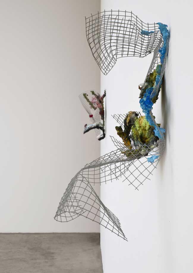Richard Tuttle: Matter at Galerie Marian Goodman, Paris