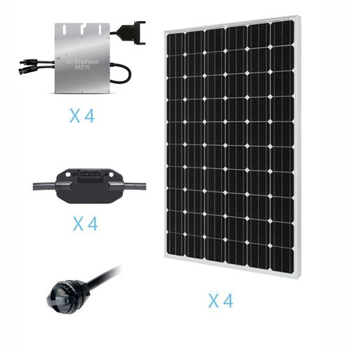I had heard that many were turning to solar, and I was wondering if I could. With a kit as simple as this, it would be easy to start creating your own power. Would be perfect for my father's property, as he gets plenty of sun and self reliance is something he values a lot.