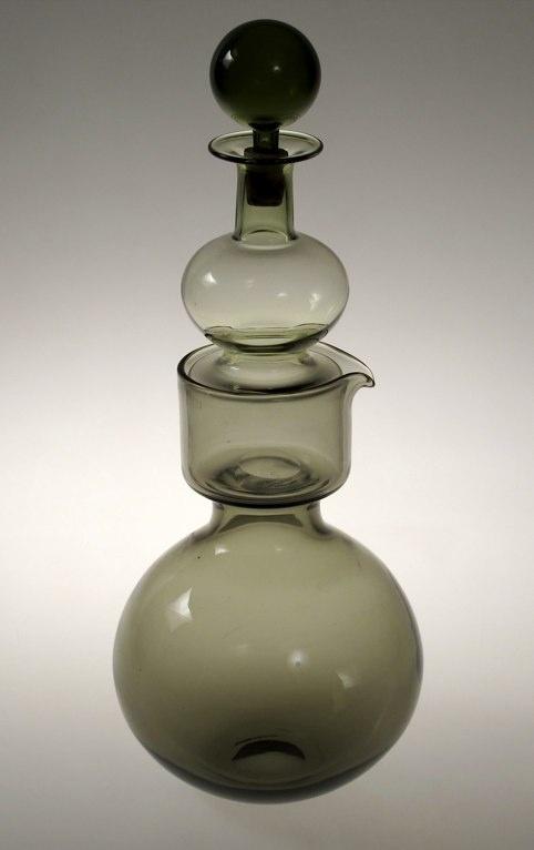 vintage kaj franck glassware