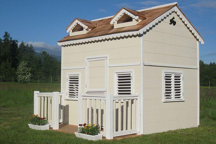Beautiful playhouse