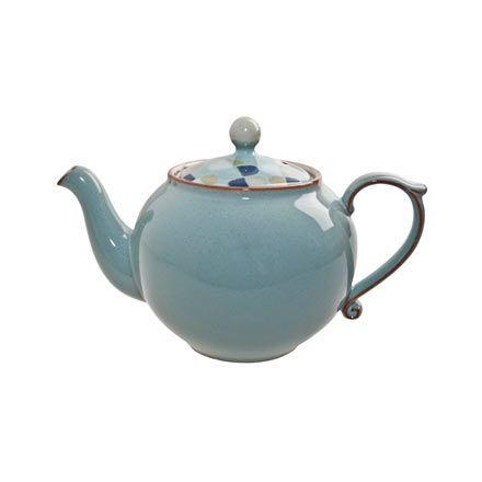 Denby USA -  Heritage Pavilion Teapot