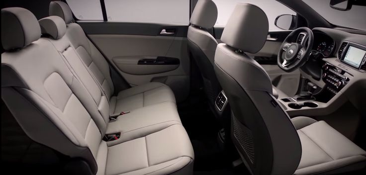 The 2017 Kia Sportage comes with loads of available features, like fully active all-wheel drive and Rearview Camera for parallel parking.