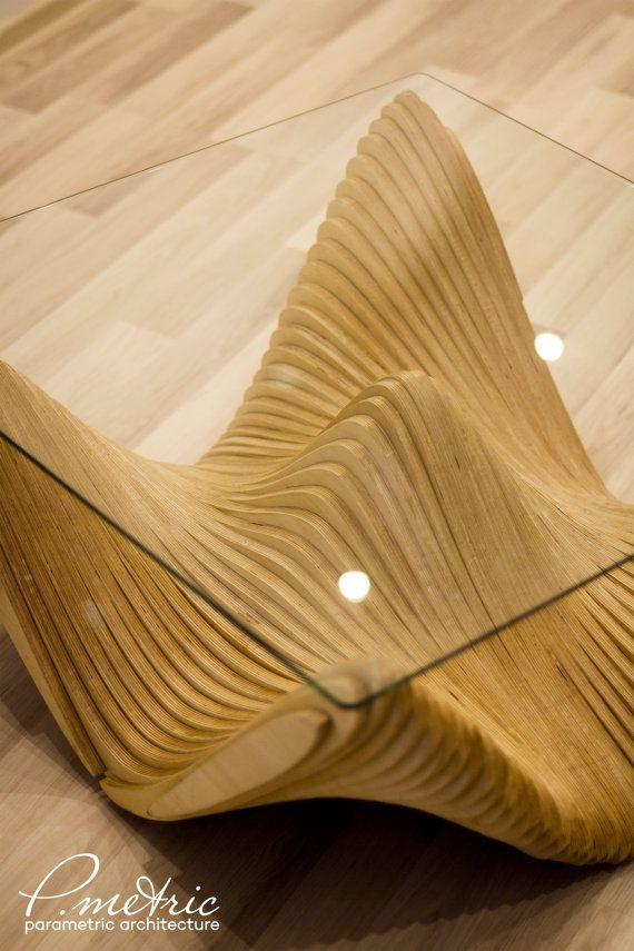 M s de 1000 ideas sobre mesa de madera contrachapada en - Madera contrachapada precio ...