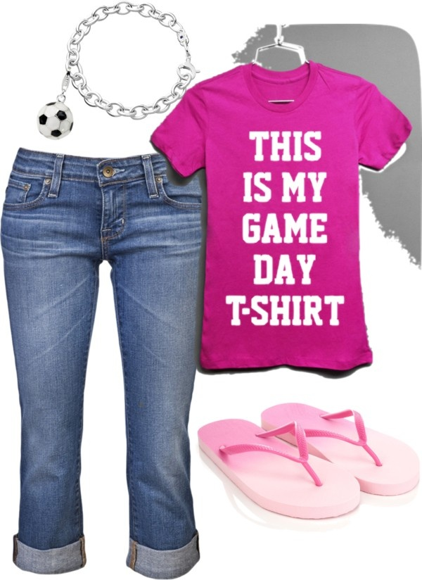 """Cool Soccer Mom"" by staceyj79 on Polyvore"