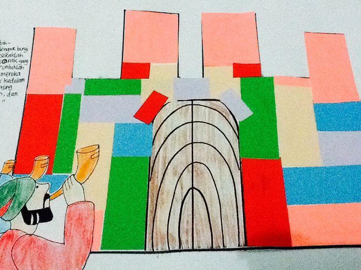 Die besten 25 joshua jericho craft ideen auf pinterest for Joshua crafts for sunday school