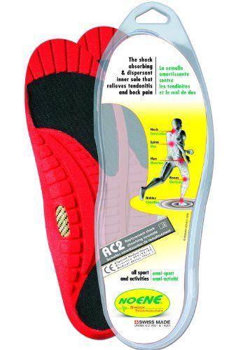 Amazon.com : Noene Integral 2mm Flatbed Insoles - 7 : Shoe Insoles : Beauty