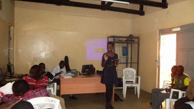 A blog from our Grantee, Sitawa Wafula in Kenya:  Sitawa Wafula: Finally began my #mentalhealth /digital story telling trainings
