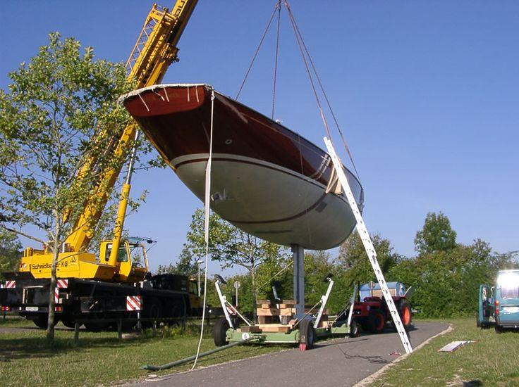 Bootswerft Wilhelm Wagner in Bodman - Seekreuzer 60 ft. - Yacht - Bootsbau - Bootsreparaturen - Bootsplanung - Konstanz - Ludwigshafen - Friedrichshafen - Überlingen - Radolfzell - Meersburg - Lindau - Langenargen