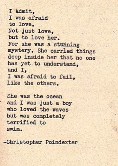Christopher Poindexter.
