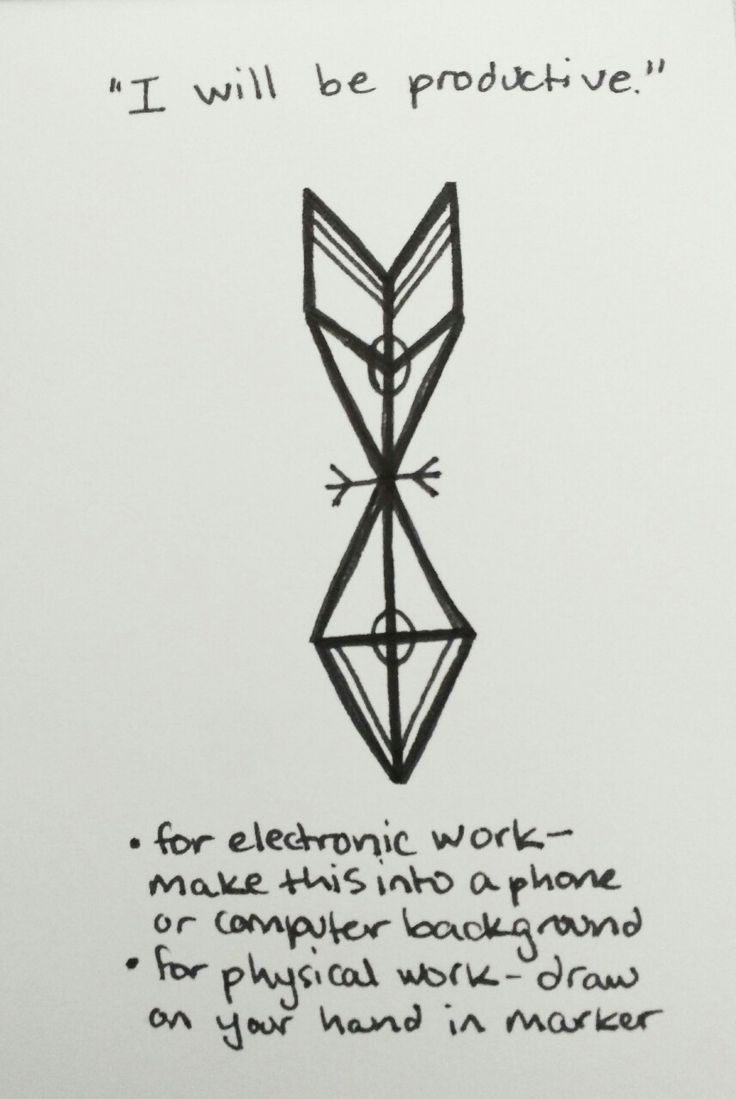 38 best sigils images on pinterest runes witch craft and tattoo sigil for productivity this will be digitized later on requested by aeronsrunestones glyphs symbolswiccan buycottarizona Choice Image