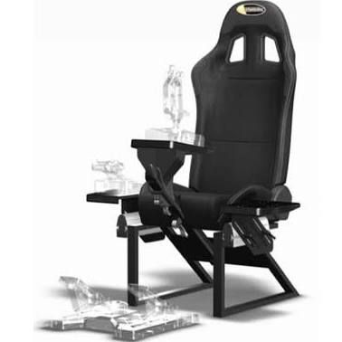 Flight Simulator Chair. Because Lane!