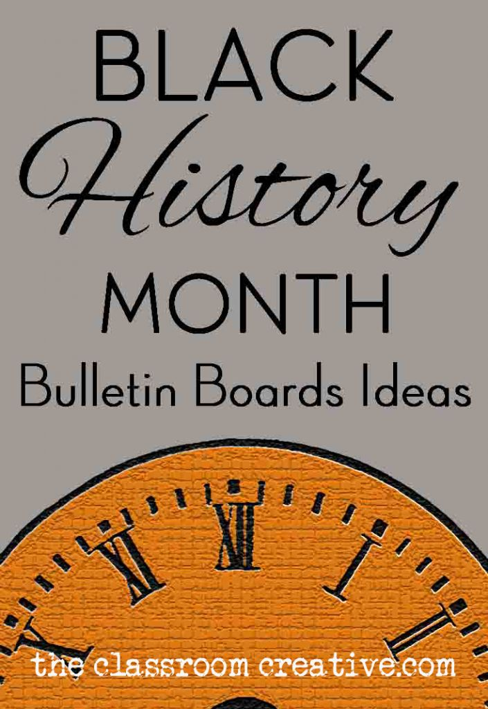 Black History Classroom Decorations ~ Images about african american history k on pinterest
