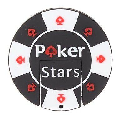 Poker Stars 8GB Dartboard Feature USB Flash Drive 842728 2016 – $3.99