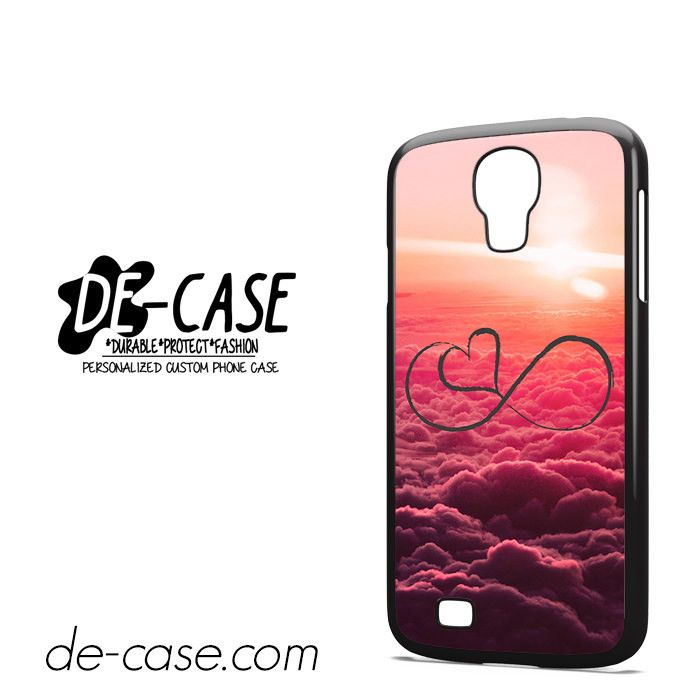 Infinity Love Sky DEAL-5608 Samsung Phonecase Cover For Samsung Galaxy S4 / S4 Mini