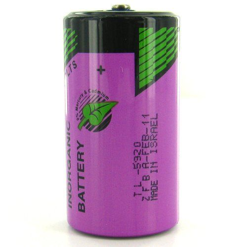 Tadiran TL-2200 C STD 3.6V Lithium Thionyl Chloride Battery