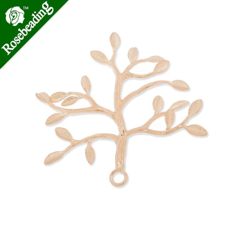 38*39 мм желая дерево подвески/подвеска, Матовое Золото, костюм для ожерелье/браслет/серьги, продается 10 шт./уп
