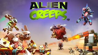ios and android gamehacks: Alien Creeps (iOS) (All Versions)