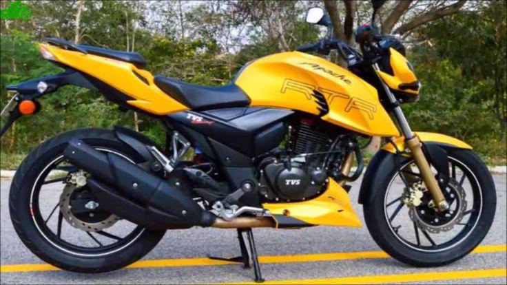 New Bike In India :TVS Apache RTR 200 4V