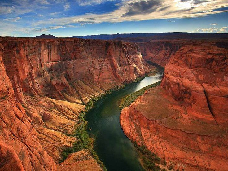 Grand Canyon: Science, History, Mythology and Conspiracies - Crystalinks