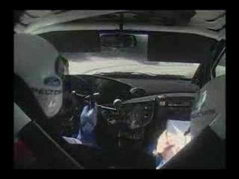 WRC onboard camera - Colin McRae