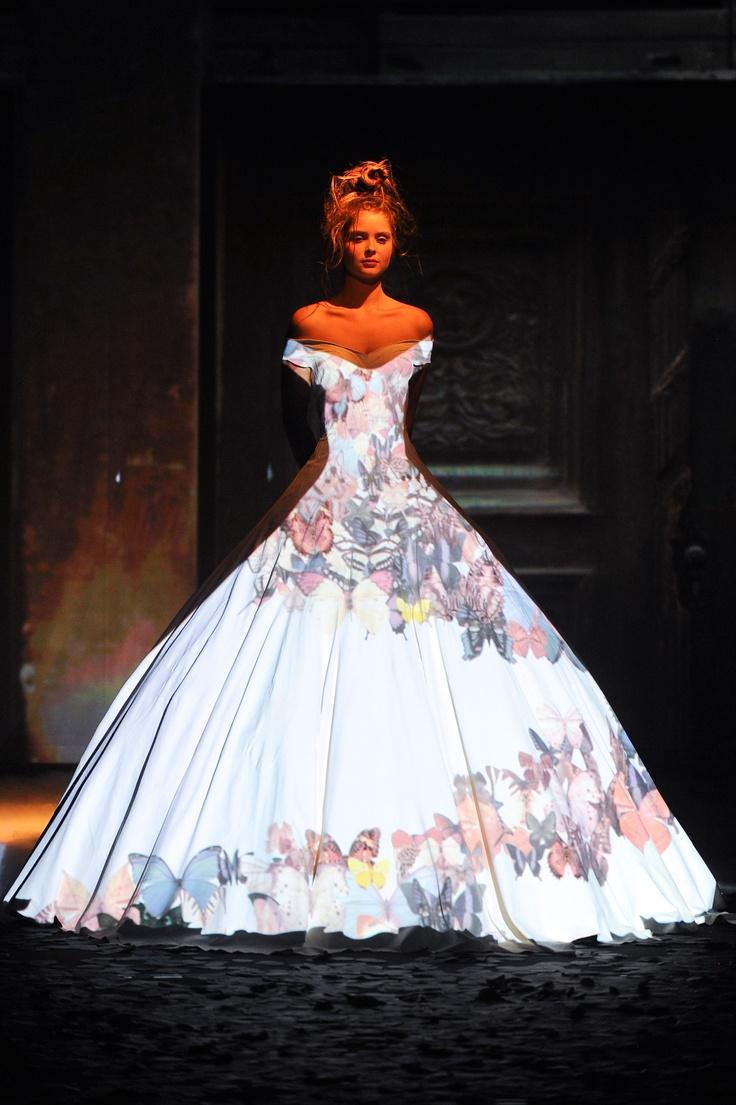 Franck Sorbier haute couture autumn 2012