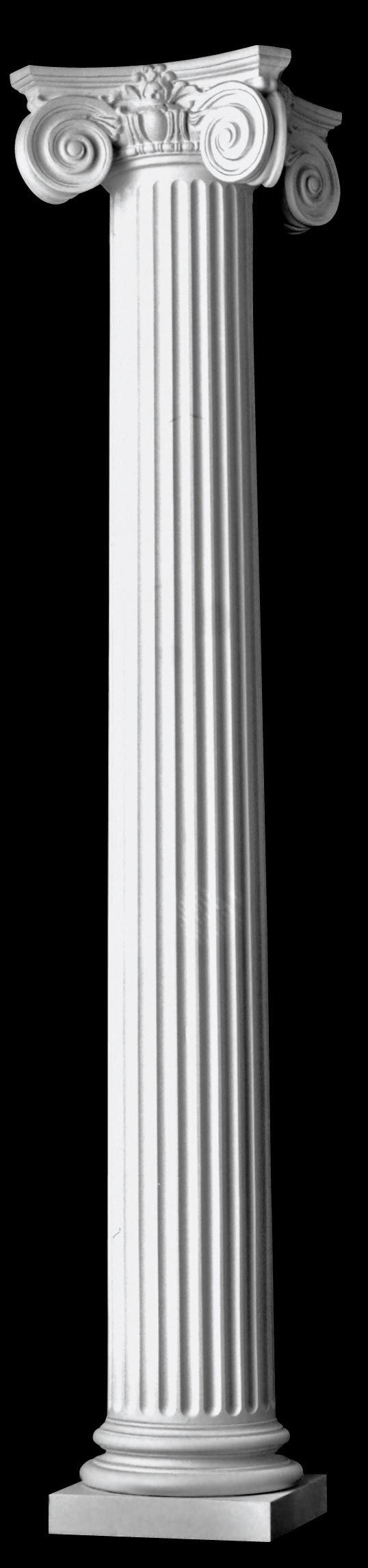 25 best ideas about wood columns on pinterest front for 10 fiberglass columns