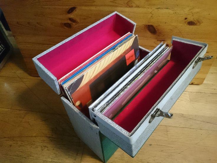 Best 25+ Vinyl record storage box ideas on Pinterest ...