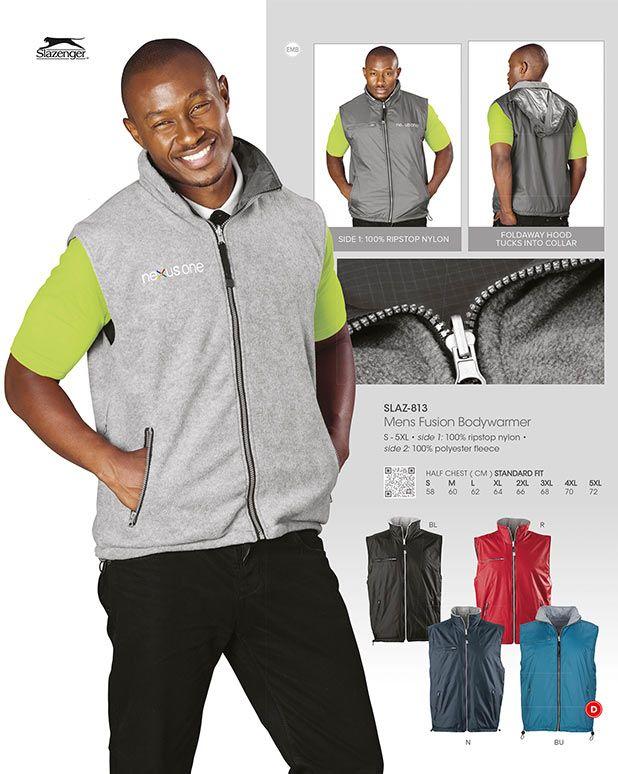 Slazenger Reversible Bodywarmer Vest