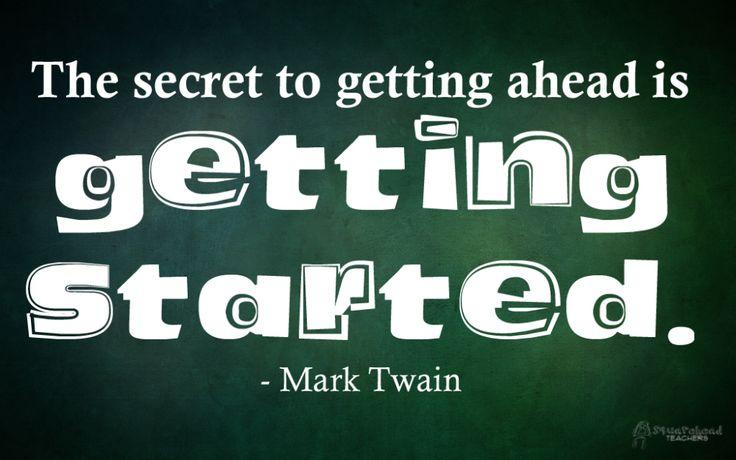Squarehead Teachers: Mark Twain... GENIUS!