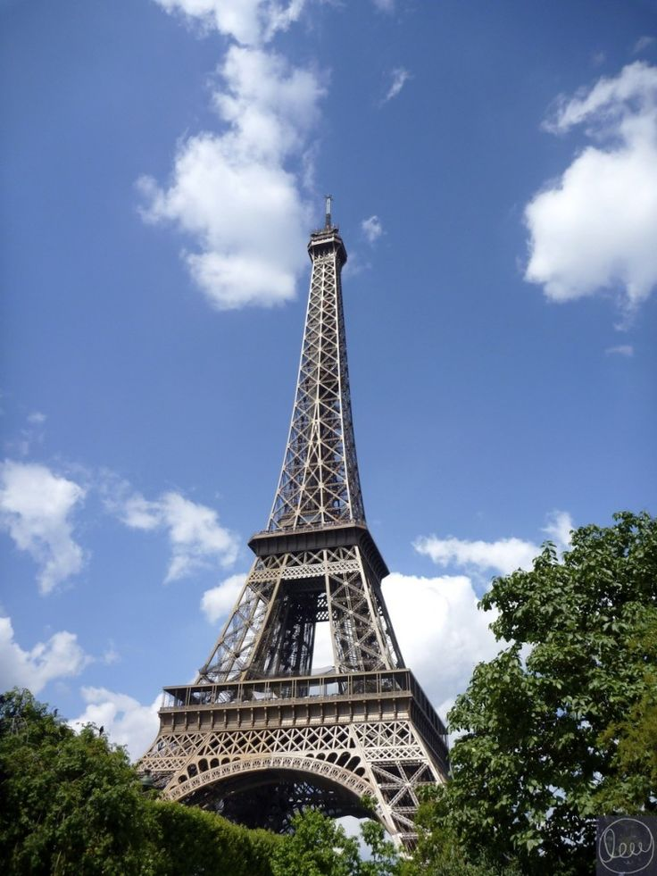 #69: Go to the Top of the Eiffel Tower    http://planetlew.com/