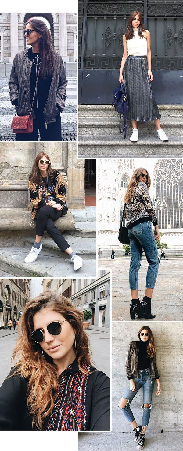 as meninas do steal the look com o spice up the road na itália