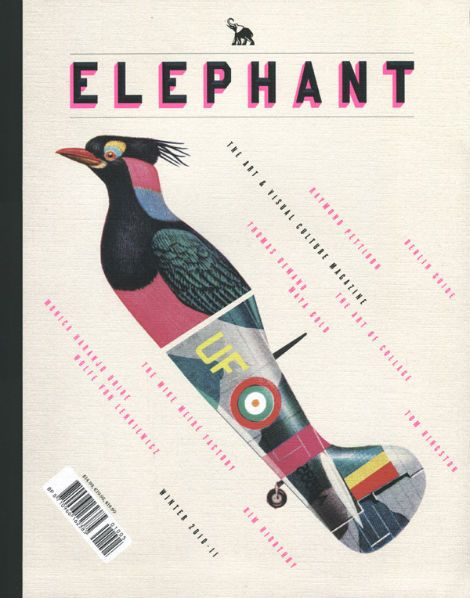 i'm in love with elephant mag
