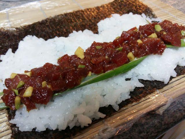 M s de 25 ideas incre bles sobre cocinar para - Cocinar sushi facil ...
