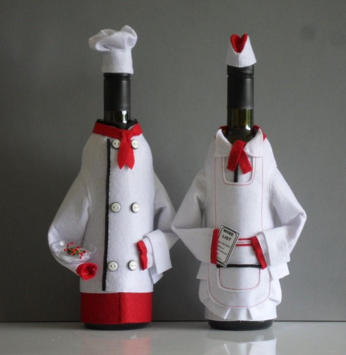 17 mejores ideas sobre botellas de vino decoradas en pinterest ...