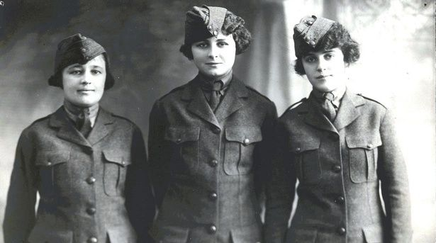 Women and PTSD in WWI:  The Forgotten Women with Shell shock.  Same story, different century.