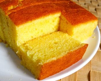 Jamaican Sponge Cake Recipe